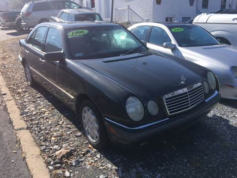 1996 Mercedes-Benz E-Class for sale at Harrisburg Auto Center Inc. in Harrisburg PA