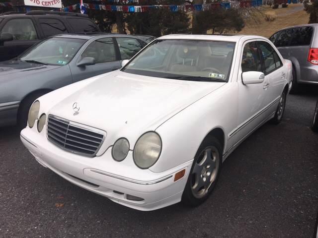2001 Mercedes-Benz E-Class for sale at Harrisburg Auto Center Inc. in Harrisburg PA