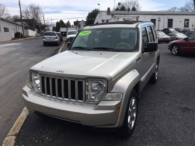 2008 jeep liberty 4x4 limited 4dr suv in harrisburg pa harrisburg rh harrisburgautocenter com Battery Location 2008 Jeep Liberty Battery Location 2008 Jeep Liberty