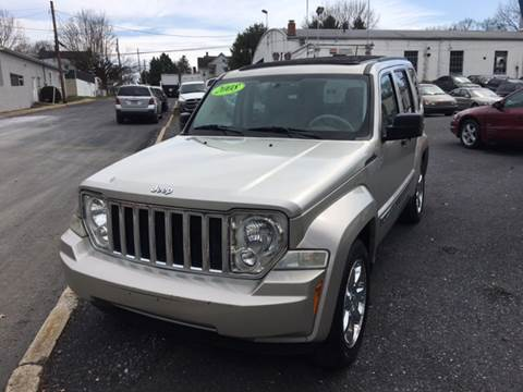 2008 Jeep Liberty for sale in Harrisburg, PA