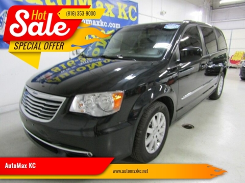 2014 Chrysler Town and Country Touring for sale at AutoMax KC in Raytown MO