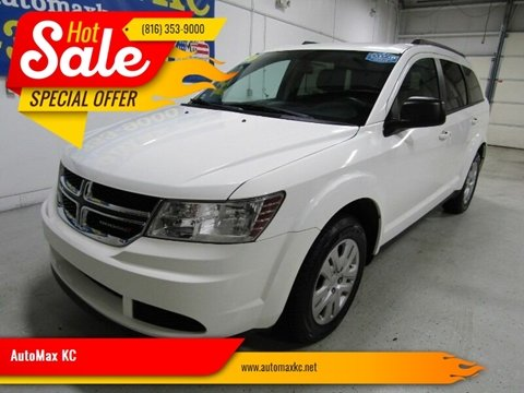 2016 Dodge Journey SE for sale at AutoMax KC in Raytown MO