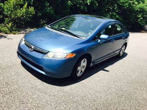2008 Honda Civic for sale at Coastal Automotive in Virginia Beach VA
