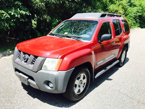 2006 Nissan Xterra for sale at Coastal Automotive in Virginia Beach VA