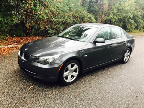 2008 BMW 5 Series for sale at Coastal Automotive in Virginia Beach VA