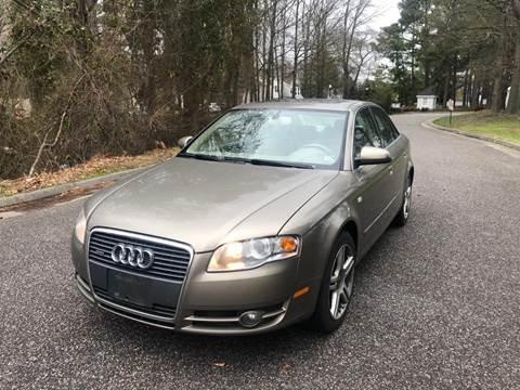 2007 Audi A4 for sale in Virginia Beach, VA
