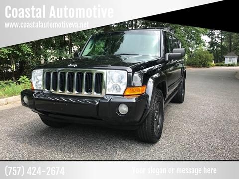 2009 Jeep Commander for sale in Virginia Beach, VA
