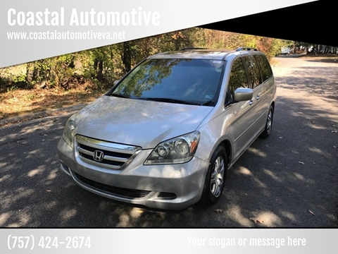 2006 Honda Odyssey for sale in Virginia Beach, VA