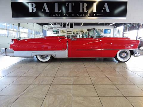 1954 Cadillac Series 62 for sale in St Charles, IL