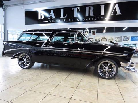 1956 Chevrolet Nomad for sale in St Charles, IL