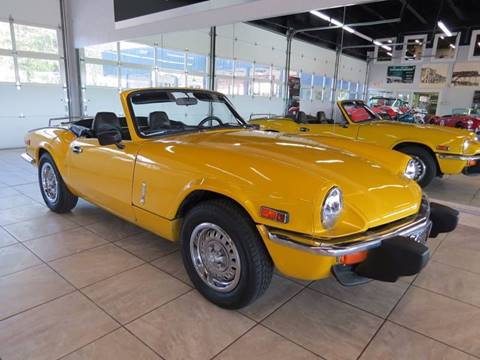 1977 Triumph Spitfire 1500 for sale in St Charles, IL