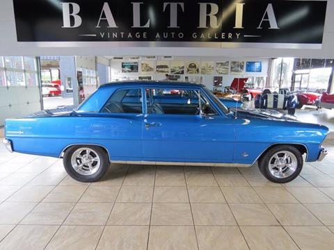 1967 Chevrolet Nova for sale in St Charles, IL