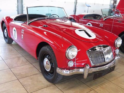 1960 MG MGA for sale in Saint Charles, IL