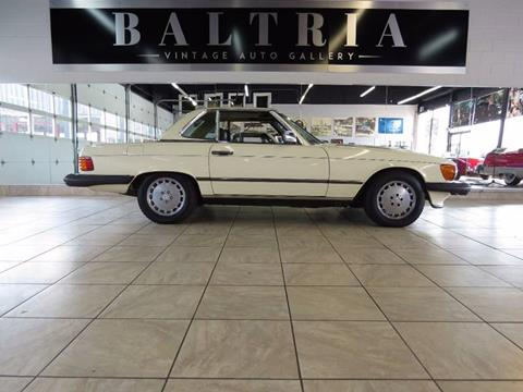 1986 Mercedes-Benz 560-Class for sale in St Charles, IL