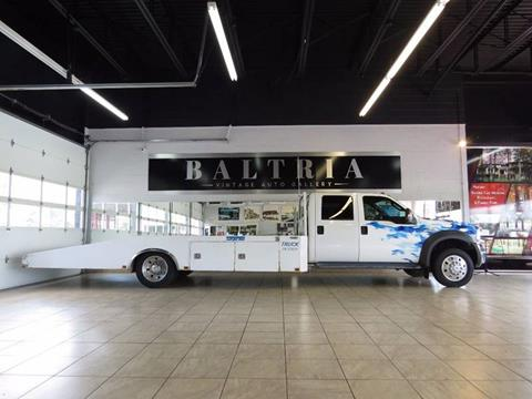 2005 Ford F-550 for sale in St Charles, IL