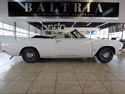 1967 Chevrolet Corvair for sale in St Charles, IL