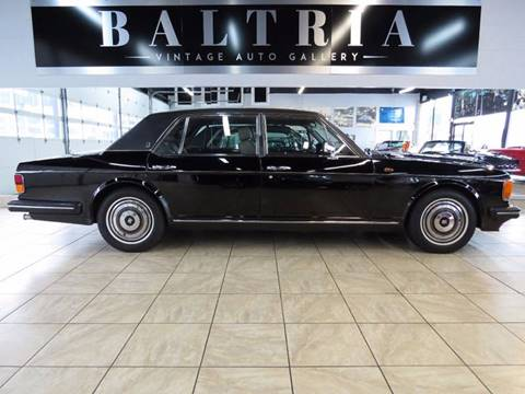 1990 Rolls-Royce Silver Spur for sale in St Charles, IL