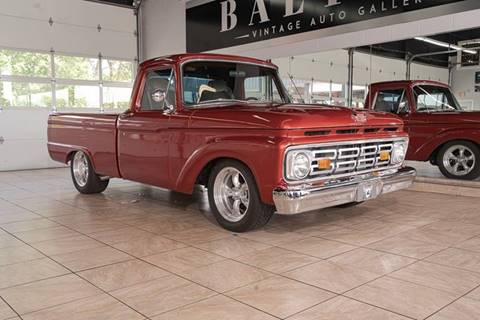 1965 Ford F-100 for sale in Saint Charles, IL
