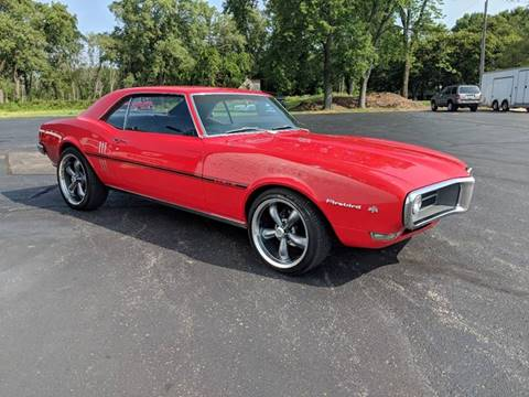 1968 Pontiac Firebird for sale in Saint Charles, IL