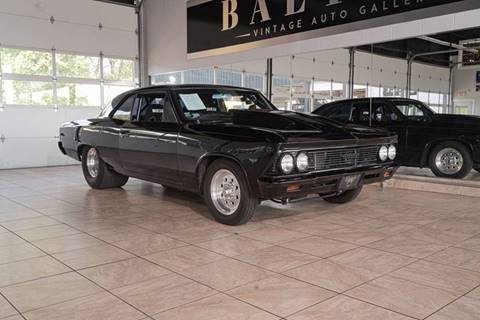 1966 Chevrolet Chevelle for sale in Saint Charles, IL