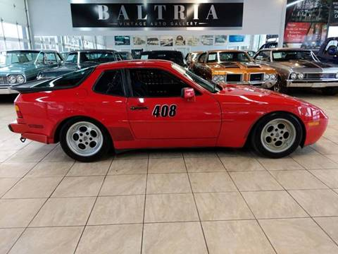 1986 Porsche 944 for sale in Saint Charles, IL