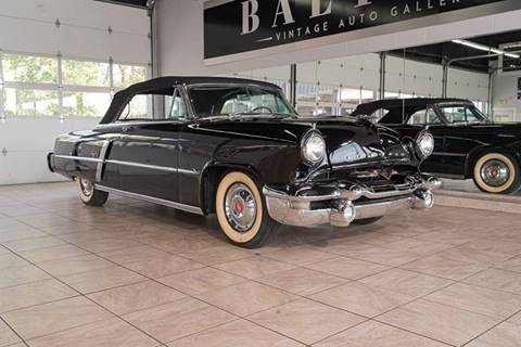 1953 Lincoln Capri for sale in Saint Charles, IL