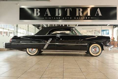 1953 Lincoln Capri