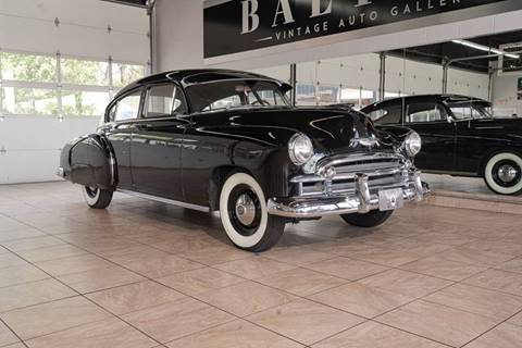 1950 Chevrolet Fleetline for sale in Saint Charles, IL