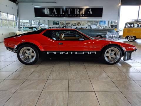 1971 De Tomaso Pantera for sale in Saint Charles, IL