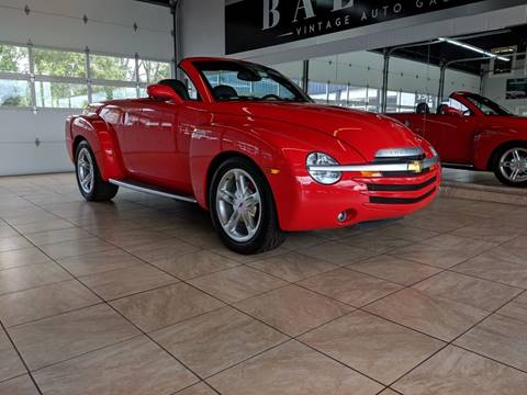 2003 Chevrolet SSR for sale in Saint Charles, IL
