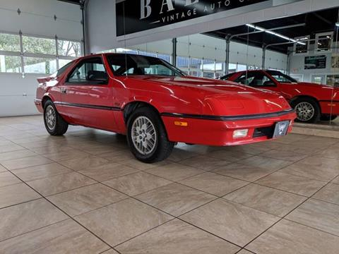 1989 Dodge Daytona for sale in Saint Charles, IL