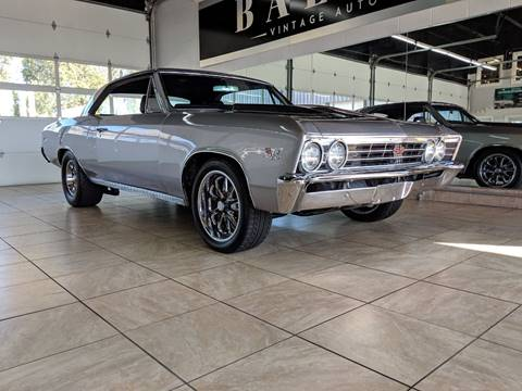 1967 Chevrolet Chevelle for sale in Saint Charles, IL