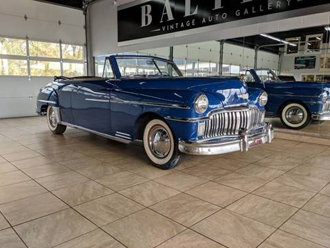 1949 Desoto Custom for sale in Saint Charles, IL