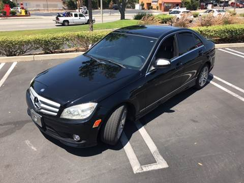 2009 Mercedes-Benz C-Class for sale in Glendora, CA