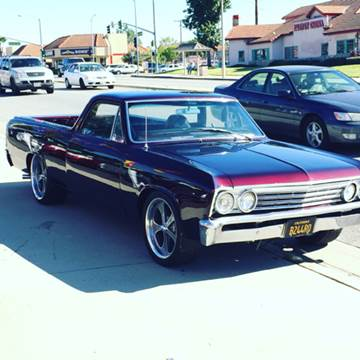 1967 Chevrolet El Camino for sale in Glendora, CA