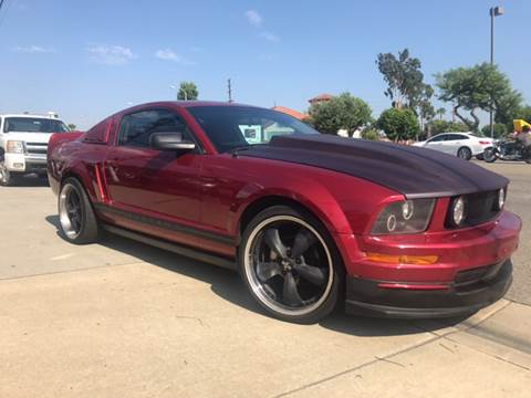 2005 Ford Mustang for sale in Glendora, CA