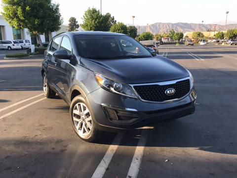 2015 Kia Sportage for sale in Glendora, CA