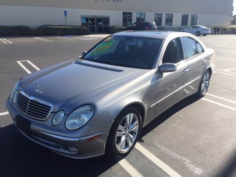 2004 Mercedes-Benz E-Class for sale in Glendora, CA