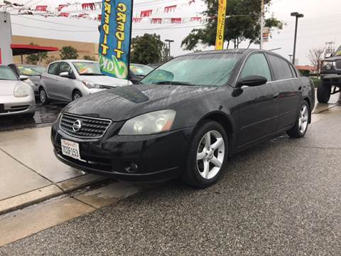2005 Nissan Altima for sale in Glendora, CA