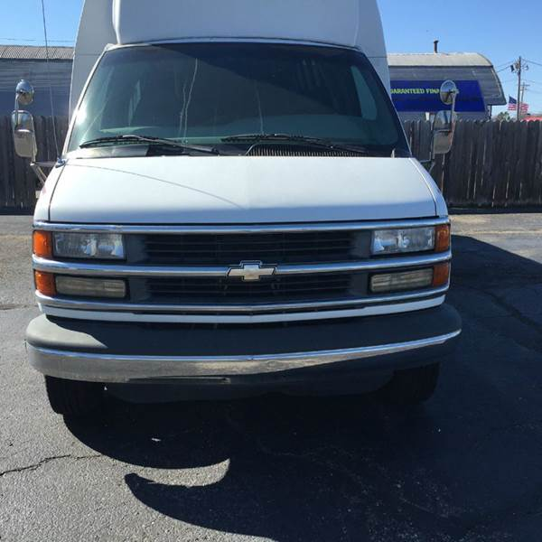 1997 Chevrolet Express Passenger  - Jonesboro AR