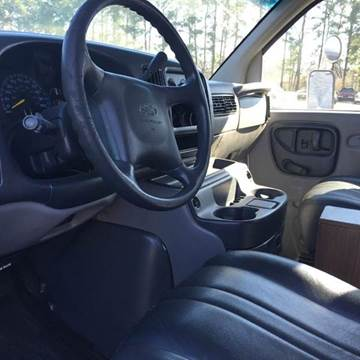 1997 Chevrolet Express Passenger