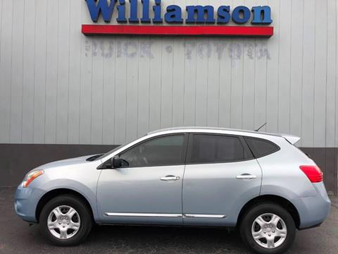2013 Nissan Rogue for sale at Williamson Motor Company in Jonesboro AR