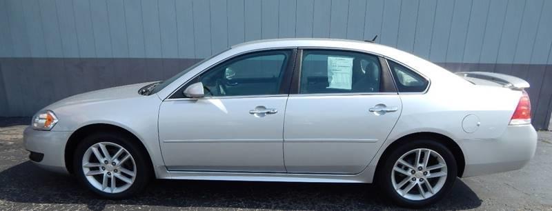 2013 Chevrolet Impala LTZ 4dr Sedan - Jonesboro AR