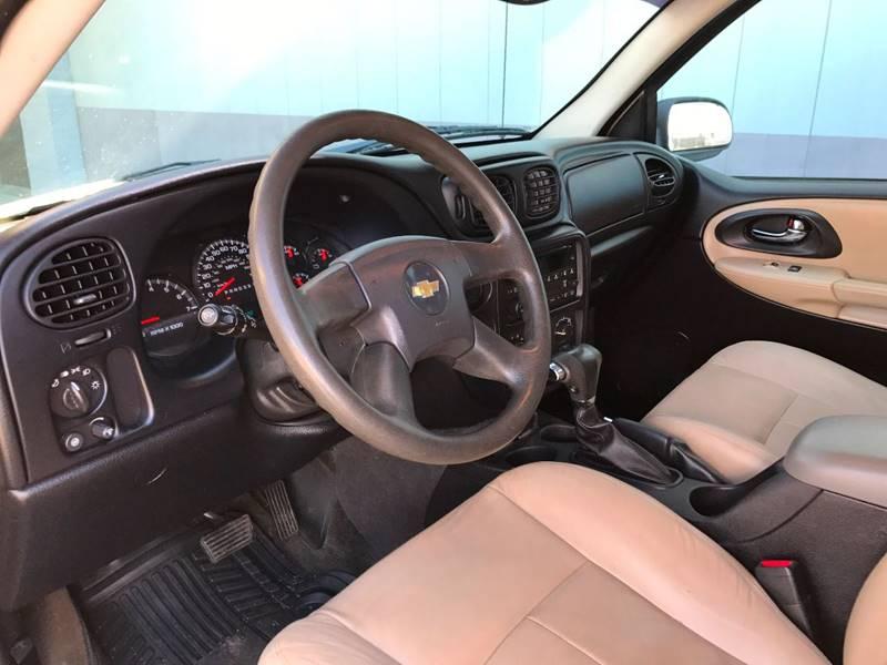 2005 Chevrolet TrailBlazer EXT LS 4dr SUV - Jonesboro AR