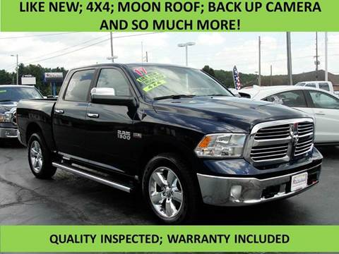2017 RAM Ram Pickup 1500 for sale at All Star Autos, Inc in La Porte IN