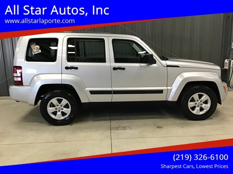 2011 Jeep Liberty for sale at All Star Autos, Inc in La Porte IN