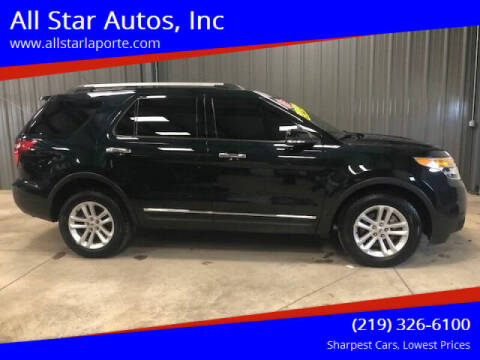 2015 Ford Explorer for sale at All Star Autos, Inc in La Porte IN