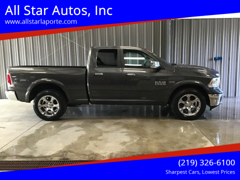 2016 RAM Ram Pickup 1500 for sale at All Star Autos, Inc in La Porte IN