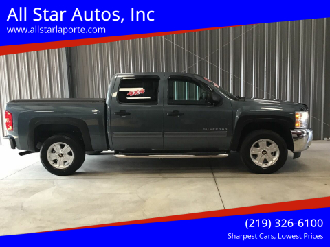 2012 Chevrolet Silverado 1500 for sale at All Star Autos, Inc in La Porte IN
