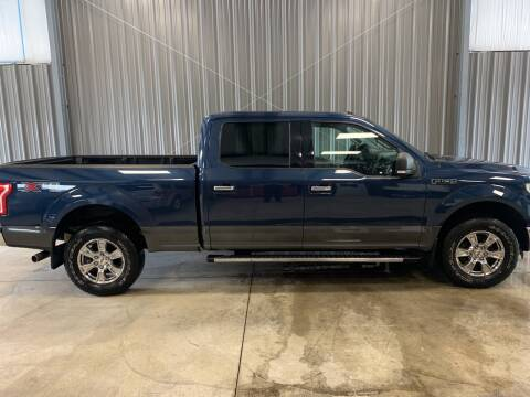 2016 Ford F-150 for sale at All Star Autos, Inc in La Porte IN